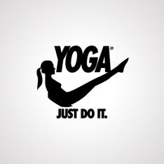 Yoga Manchester Logo via Pinterest